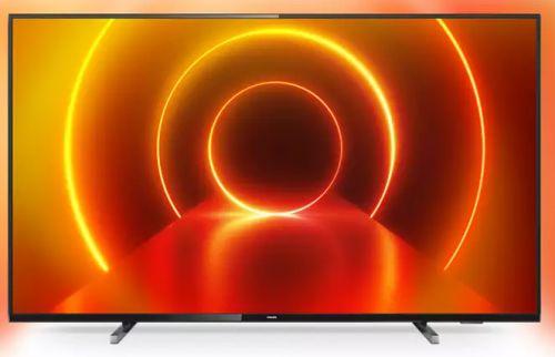 Телевизор Philips 58PUS7505/60 черный/Ultra HD/50Hz/DVB-T/DVB-T2/DVB-C/DVB-S/DVB-S2/USB/WiFi/Smart TV