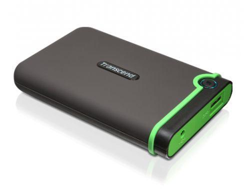 Transcend Внешний жесткий диск 2.5'' Transcend TS1TSJ25M3S 1TB StoreJet Slim USB 3.0