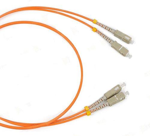 Кабель патч-корд волоконно-оптический Vimcom FC-9-SC-SC-APC-2M PC-9-SC-SC-APC-2M SM 9/125 (OS2), SC/APC-SC/APC, duplex, LSZH, 2 м