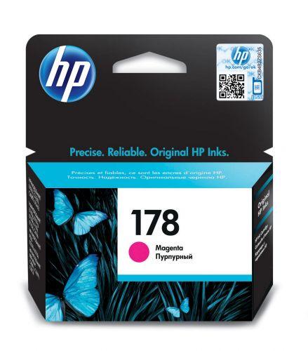Картридж HP 178 CB319HE с пурпурными чернилами для Photosmart C6383/B8553/D5463/C5383 </div> <div class=