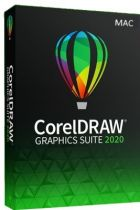 Corel CorelDRAW Graphics Suite 2020 Single User Business License (MAC)