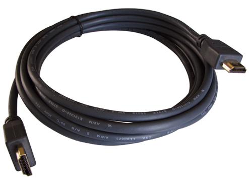 Кабель интерфейсный HDMI-HDMI Kramer C-HM/HM-6 97-0101006 19M/19M, (Вилка - Вилка), 1.8м kramer ad df hm переходник dvi розетка на hdmi вилка