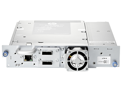 HP MSL LTO-6 Ultrium 6250 SAS Half Height Drive Kit (