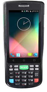 Терминал сбора данных Honeywell EDA50K-0-C121NGRK WLAN, Android 7.1 with GMS , 802.11 a/b/g/n, 1D/2D Imager (HI2D), 1.2 GHz Quad-core, 2GB/8GB Memory,