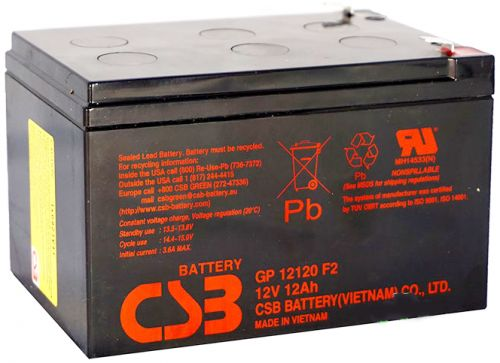 Батарея CSB GPL 12120.