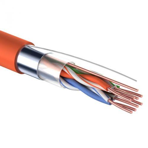 Фото - Кабель витая пара F/UTP 5e кат. 4 пары Rexant 01-0150 24AWG 305м нг(А)-HF кабель ethernet rexant rexant кабель ftp 4pr 23awg cat6 305м zh нг а hf 01 0151