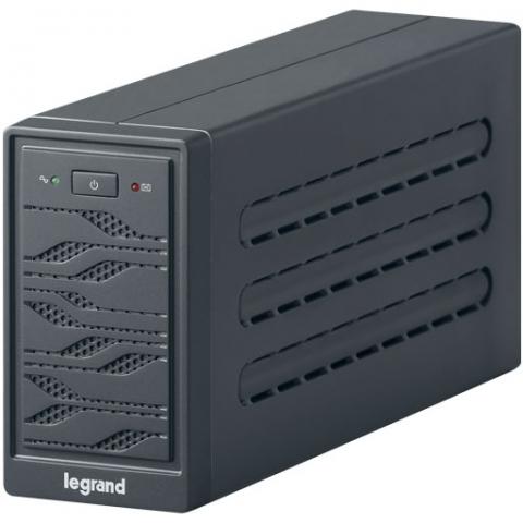 Источник бесперебойного питания Legrand Niky 600ВА IEC 310009 USB
