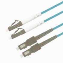 TELCORD ШОС-2x3.0-2LC/U-2SC/U-MM503-20м-LSZH-AQ