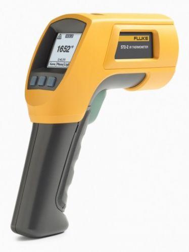 Термометр инфракрасный Fluke FLUKE-572-2 4328074 высокотемпературный