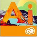 Adobe Illustrator CC for teams Продление 12 Мес. Level 1 1-9 лиц. Education Device