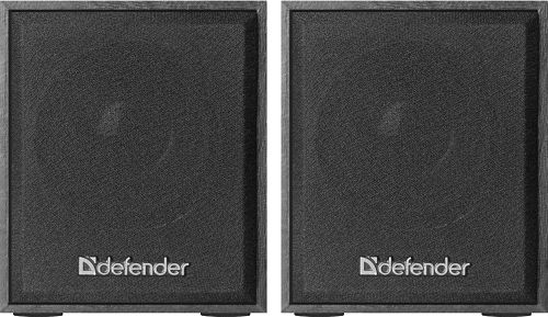 Компьютерная акустика 2.0 Defender SPK 230 65223 4 Вт, питание USB