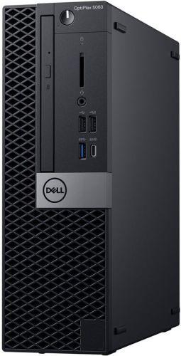 Компьютер Dell Optiplex 5060 SFF i5-8500 (up to 4. 1GHz, 6C, 9M), 8GB (2x4GB) DDR4 UDIMM 2666MHz, 256GB M. 2 SATA class 20 SSD, HD630, mse, keyb, Ubuntu Linu (5060-7656)