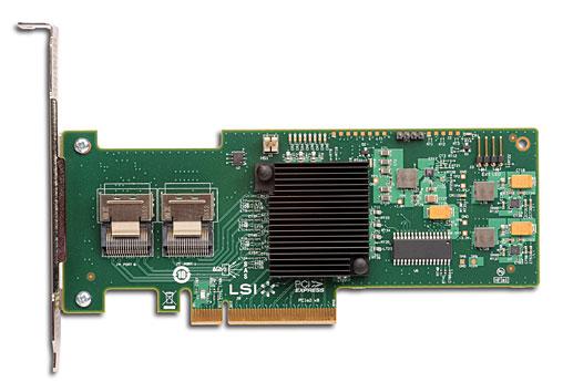 LSI 9240-8i SGL