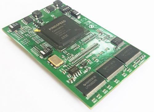 Блок ELTEX SM-VP-M300 субмодуль для шасси SMG-1016M/SMG-2016 с поддержкой до 128 каналов VoIP (G.711)