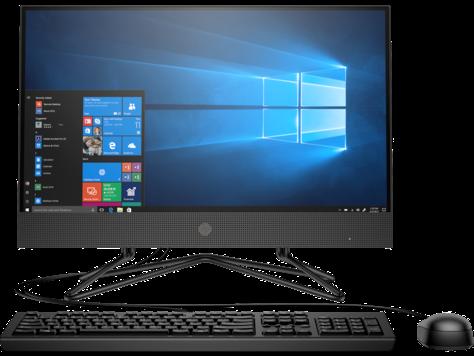 Моноблок 23.8'' HP 205 G4 AIO 2T8H0ES Ryzen 3 4300U/16GB/512GB SSD/noDVD/WiFi/Win10Pro
