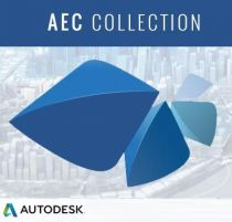 Autodesk Architecture Engineering & Construction Collection Commercial Single-user Annual Subsc