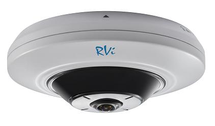 "Видеокамера IP RVi RVi-2NCF5034 (1.05) 1/2.5"" КМОП; 1,05 мм ; ИК- 8 м, 5Мп/25к/с: H.264/H.265/H.264+/H.265+/MJPEG, WDR 2x (120 дБ)"