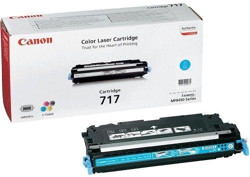 Картридж Canon 717 2577B002 Cyan для i-Sensys MF8450