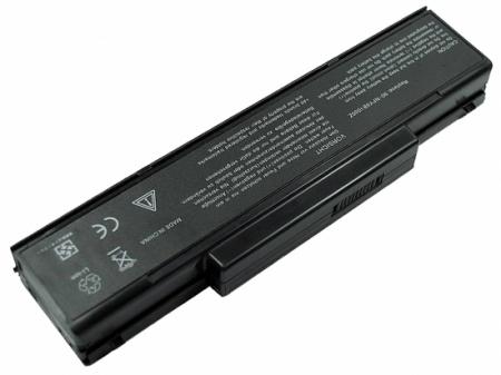 Аккумулятор для ноутбука Asus TopOn TOP-F3 к серии M51/F2/F3/F7/A9/Z53/X56/K73/N72 11.1V 4800mAh PN: A32-F3 A32-Z94 A32-F2