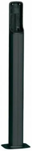 Стойка CAME DIR-LNR 0,5 м, для фотоэлементов DIR и DXR10BAP, основная, анодированный алюминий, черная (арт. 001)