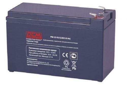 Батарея Powercom PM-12-9.0 12V 9Ah