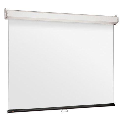 Экран Draper Luma2 161'' MW (16:9) 201х356 см, настенный подпружиненный