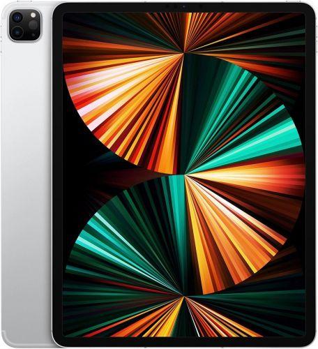 Планшет 12.9'' Apple iPad Pro (2021) 256GB Wi-Fi + Cellular MHR73RU/A silver планшет apple ipad mini 2019 256gb wi fi cellular silver