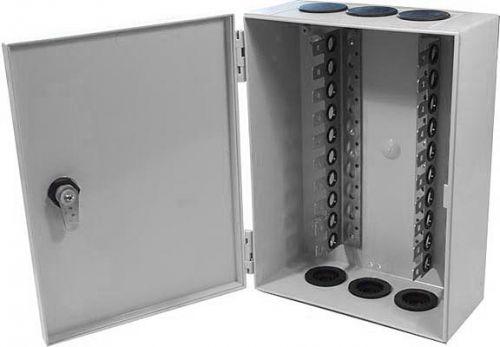 Коробка распределительная Cabeus DB-100P на 100 пар, 275х205х105 мм 0 pr на 100