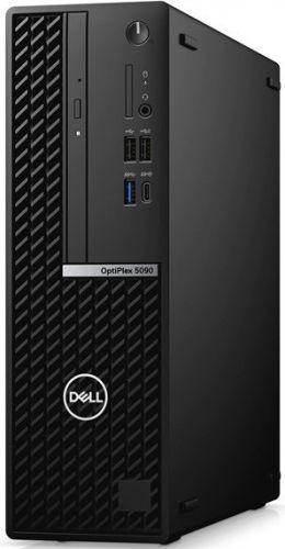 Фото - Компьютер Dell Optiplex 5090 SFF i7-10700/8GB/512GB SSD/UHD Graphics 630/TPM/SD/VGA/Win10Pro компьютер dell precision 3440 sff i7 10700 16gb 512gb ssd intel uhd 630 sd tpm dp win10pro