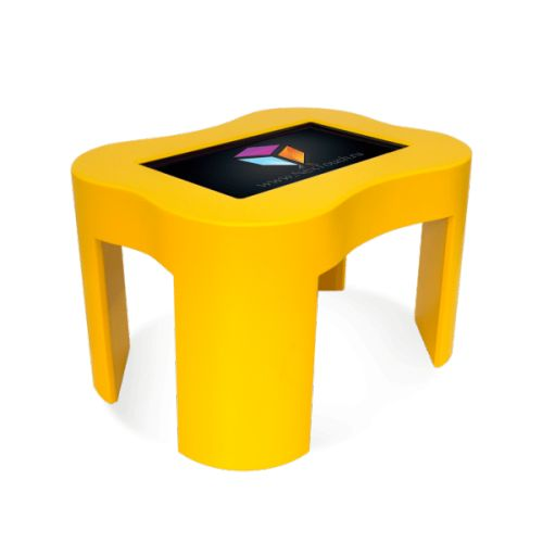 Интерактивный стол NexTouch KidTouch 27 детский, G5400, 4GB, 120GB SSD, 27
