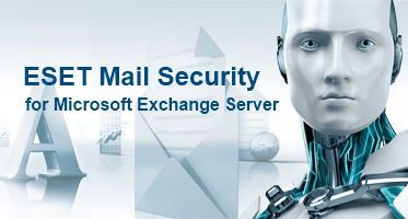 Eset Mail Security для Microsoft Exchange Server for 25 mailboxes 1 год