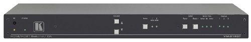 Усилитель-распределитель Kramer VM-212DT 10-80304120 1:2 HDBaseT, поддержка 4К60 4:2:0
