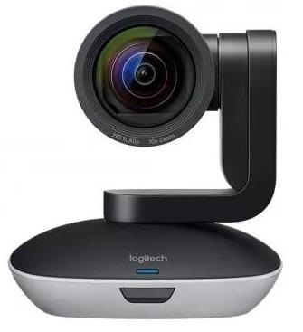 Веб-камера Logitech PTZ Pro 2 960-001186