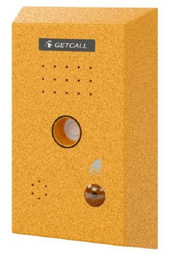Переговорное устройство GETCALL GC-2201PU абонентское, для работы с пультами GC-9036D*, накладное исполнение, громкая связь, 3 Вт, датчик открытия кор