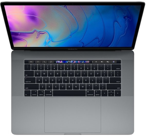 Apple MacBook Pro 15 2018 Touch Bar