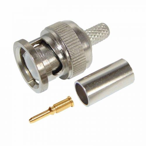 Штекер Rexant 05-3003 BNC RG-6 обжим (01-001С) ( упак.100шт)