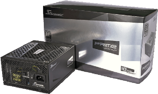 SeaSonic Prime Platinum 850W (SSR-850PD)