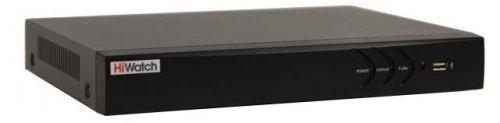 Видеорегистратор HiWatch DS-N316/2(B) 16-ти канальный, запись с разрешением до 8Мп, 2 SATA HDD до 6ТБ, 1/1 аудиовход/выход, RJ-45 10M/ 100M/ 1000M Eth
