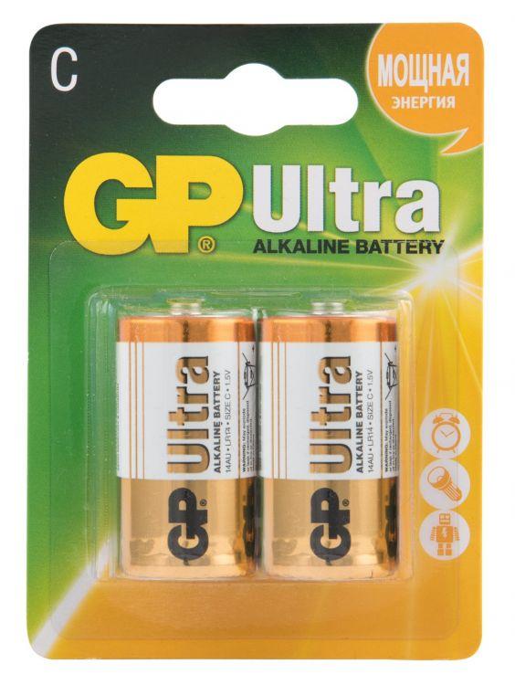 GP Ultra Alkaline 14AU LR14
