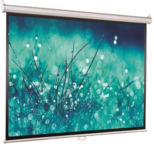 Экран Viewscreen Scroll WSC-1102 ручной (1:1) 180*180 MW