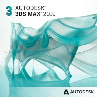 Autodesk 3ds Max 2019 Single-user ELD Annual (1 year) Subscription Switched From Maintenance