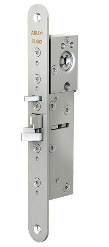 Замок Abloy EL402 эл-мех соленоидный, для профильных дверей,запорная планка EA307, НЗ/НО, 12VDC (24VDC)