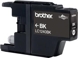 Картридж Brother LC-1240BK для MFC-J6910DW/J6510DW/J5910DW черный