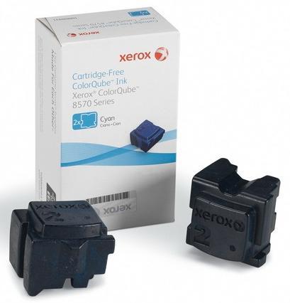 Чернила твердые Xerox 108R00837 для ColorQube 9201/9202/9203 4x9,25K стр голубые