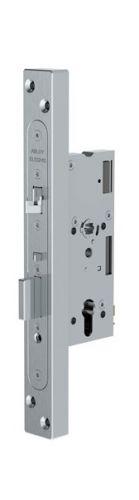 Замок Abloy EL532HS EL532/102150 врезной моторный, со встроенным блоком управления для сплошных дверей, стандарт DIN, контроль доступа с двух сторон,