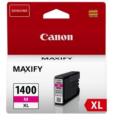 Картридж Canon PGI-1400XL M 9203B001 Magenta для MAXIFY МВ2040/МВ2340