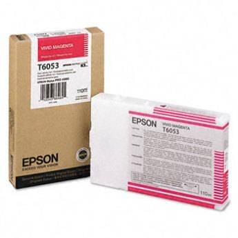 Картридж Epson C13T605300 для принтера Stylus Pro 4880 (110ml) magenta