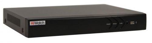 Видеорегистратор HiWatch DS-H332/2Q 32-х кальный, до 6 Мп, 3Мп/15к/с, HDMI/VGA/CVBS/RJ-45/USB2.0/ трев вх/вых 16/4