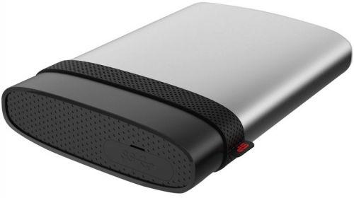 Внешний жесткий диск 2.5'' Silicon Power SP020TBPHDA85S3S 2TB Armor A85 USB 3.1 серебристый внешний hdd silicon power armor a85 серебристый sp040tbphda85s3s