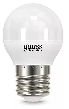 Gauss 53236